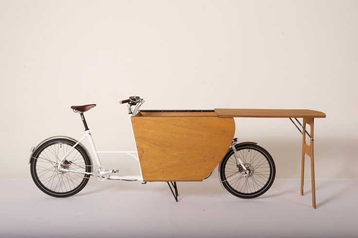 Cargo bike by Metrofiets https://metrofiets.com/customize-bike/