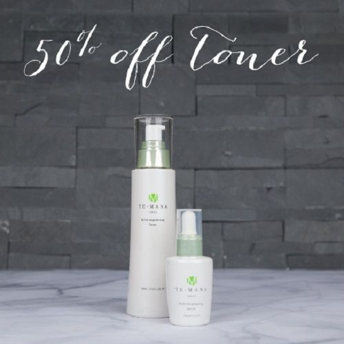 Did you love our Defy Serum and Toner? While our Defy products have been discontinued, they live on in our luxurious TeMana products. That includes our Noni Brightening Serum and Toner, which have improved on the Defy formulas you loved.