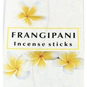 Frangipani Pure Incense Sticks from Kamini 40gm