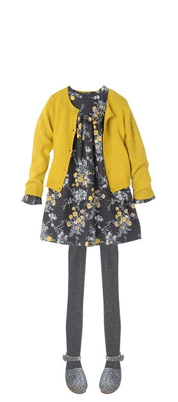 Bonpoint Winter 2016 – Wild #Bonpoint #girl #kidsfashion Women, Men and Kids Outfit Ideas on our website at 7ootd.com #ootd #7ootd