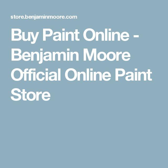 Buy Paint Online - Benjamin Moore Official Online Paint Store