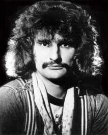 David Byron (1947 - 1985) Former lead singer of the band Uriah Heep, he was removed from the band due to his problems with alcohol