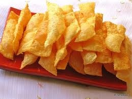 Cholafali is Spicy and Crispy Snack, In India mostly it is made for Diwali........For its Recipe Follow us on...... http://www.easyindianfoodrecipes.info/recipe/cholafali-a-crispy-snack-for-diwali.html