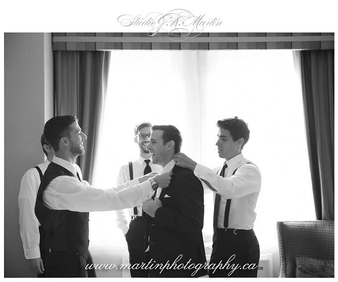 LEIGH-ANN & DEREK'S FAIRMONT CHATEAU LAURIER & NOTRE DAME CATHEDRAL OTTAWA WEDDING
