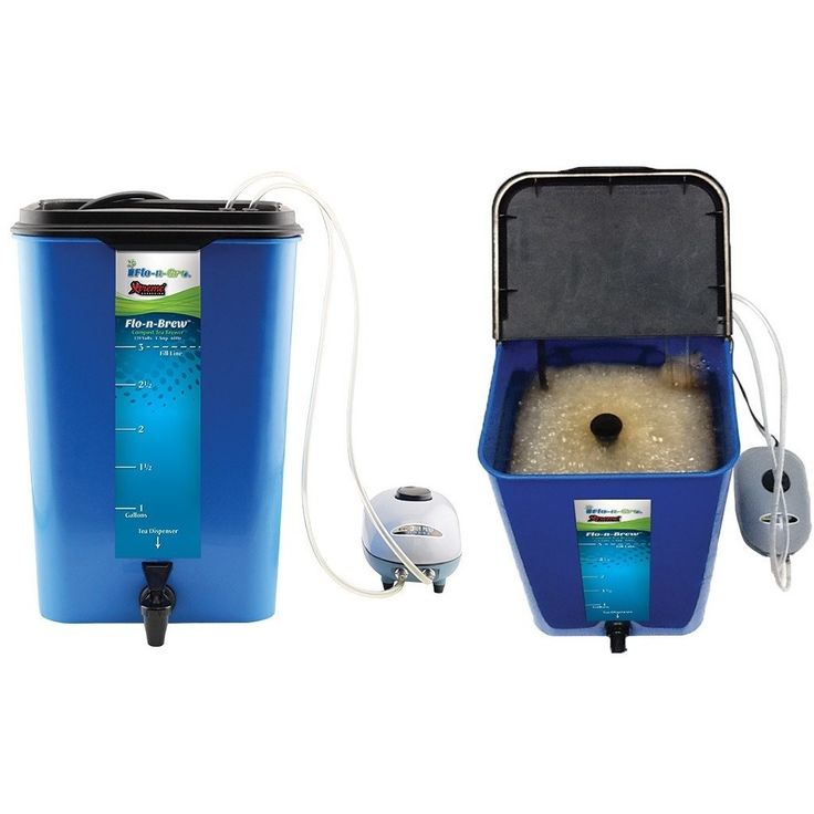 Flo-n-Gro Flo-n-Brew - Compost Tea Brewing System