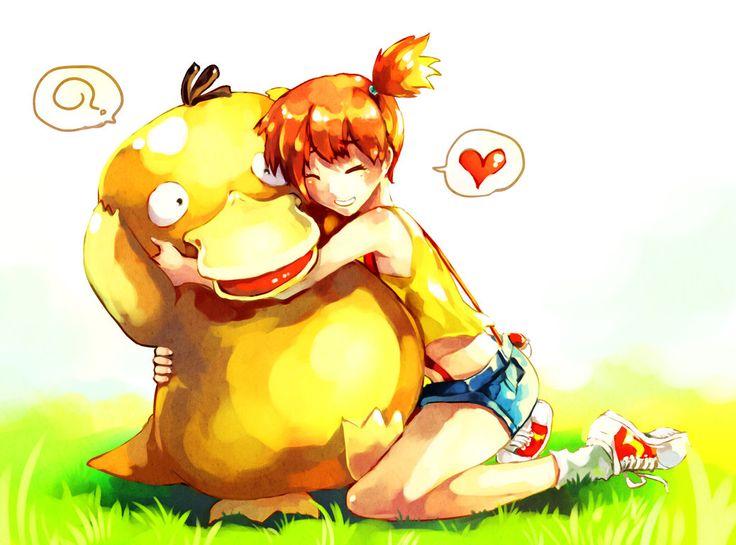 Pokemon : Misty by *Sa-Dui on deviantART