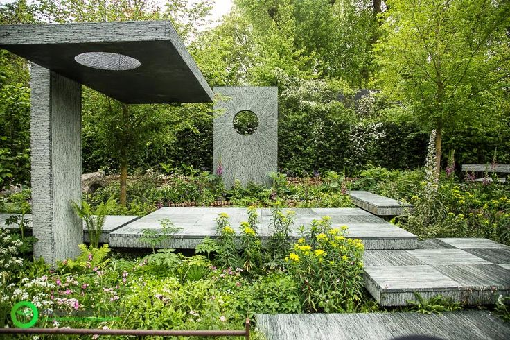 Garden designer Darren Hawkes, making his second Chelsea appearance, has won a well deserved RHS Gold Medal for the Brewin Dolphin Garden. The garden represents Brewin Dolphin's heritage alongside their flexible approach to business in the financial and wider world. The garden is filled with mature English Elms (good to...