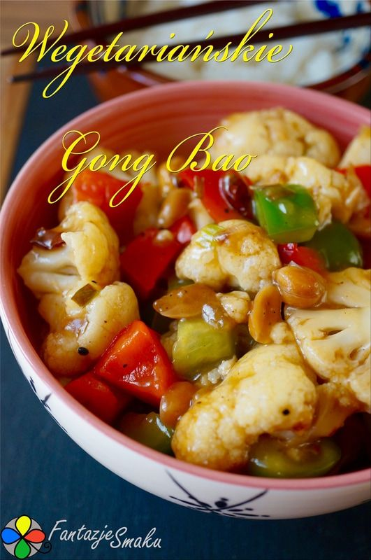 WEGETARIAŃSKIE GONG BAO http://fantazjesmaku.weebly.com/blog-kulinarny/wegetarianskie-gong-bao