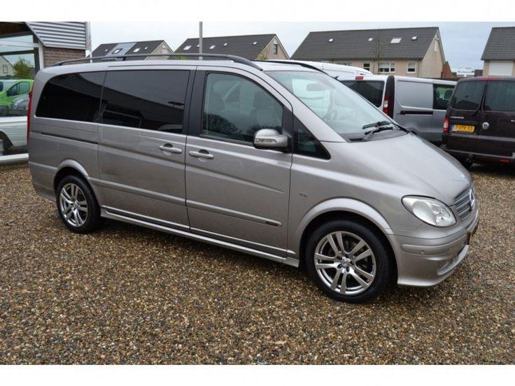 Mercedes-Benz Viano  Description: Mercedes-Benz Viano 3.0 CDI V6 Automaat Luxe Dubbele Cabine Lang Ambiente Navigatie 2x Schuifdeur  Price: 220.16  Meer informatie
