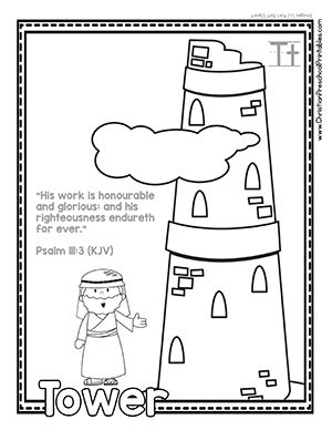 free bible abc coloring pages  christian preschool