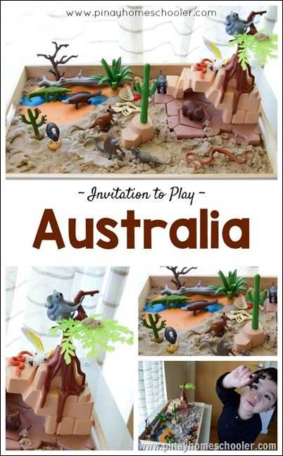 Imaginative Play: Australian Outback