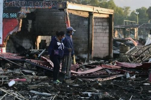 Cronaca: #Messico #esplosioni in #mercato fuochi d'artificio: almeno 29 morti (link: http://ift.tt/2i8FoHz )