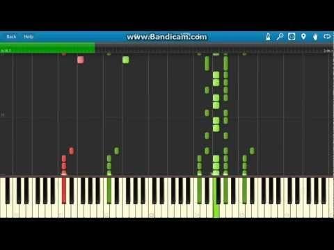 Charlie Brown Theme - Piano