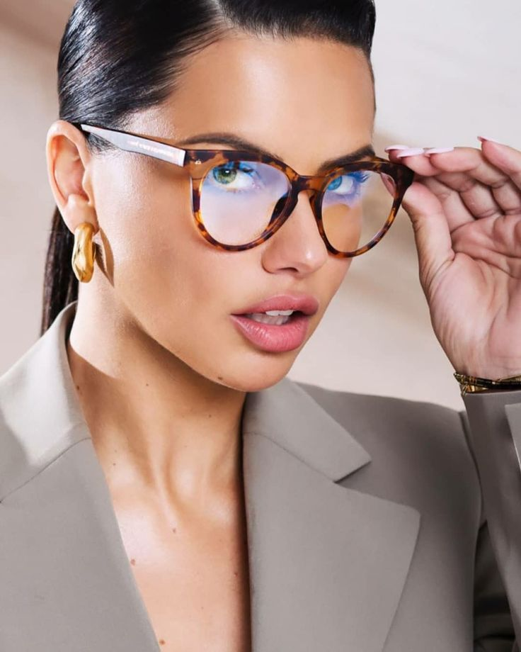Adriana Lima In Her Own Eyeawar Collection with