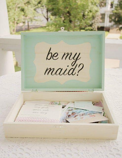 maid box
