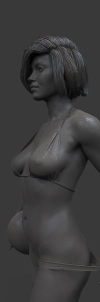 Mudsketch Digital Sculpting Demoreel