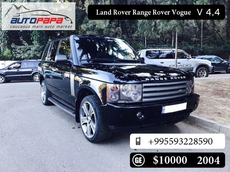 Gürcistan Batum Satılık 2004 Model Land Rover Range Rover