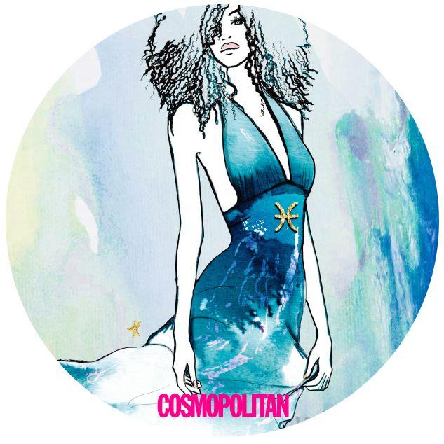 천기누설! 2016년 코스모 별점 특집 - 물고기자리 | 코스모폴리탄 (Cosmopolitan Korea)