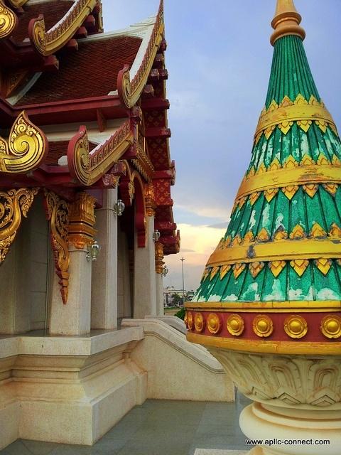 Udon Thani City Pilar , Thailand