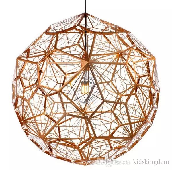 Luxurious diy pendant lamp, pendant kitchen lighting of different crystal design, find your favorite 2015 modern designer pendant lights dia 40cm tom dixon etch web pendant lamps light e27 bedroom lighting copper from kidskingdom and enjoy the new look of your house with pendant light glass.