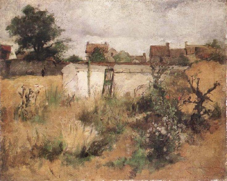 Carl Larsson Oil Paintings