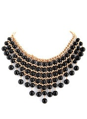 Ebony Alyssa Necklace
