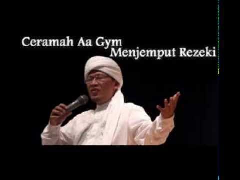 ☪ Ceramah Aa Gym Menjemput Rezeki - Terbaru