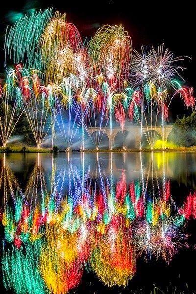 Fireworks, Sydney, Australia