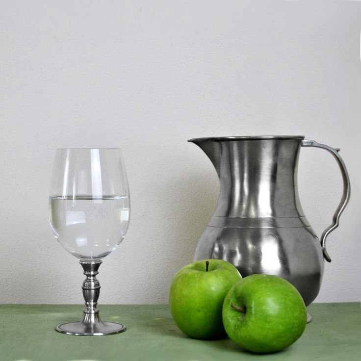 Crystal & Pewter Water Glass - Height: 19,5 cm (7,7″) - Food Safe Product - #pewter #crystal #water #glass #peltro #cristallo #calice #bicchiere #acqua #zinn #kristallglas #wasserkelch #wasser #étain #etain #cristal #verre #eau #peltre #tinn #олово #оловянный #glassware #drinkware #barware #accessories #decor #design #bottega #peltro #GT #italian #handmade #made #italy #artisans #craftsmanship #craftsman #primitive