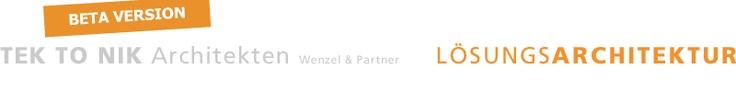 TEK To NIK Architekten Wenzel & Partner Logo