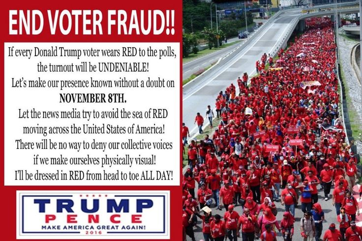 """Brenda Collins on Twitter: """"@kupajo322 Have you seen this? #VoterRedWear Pass it…"""