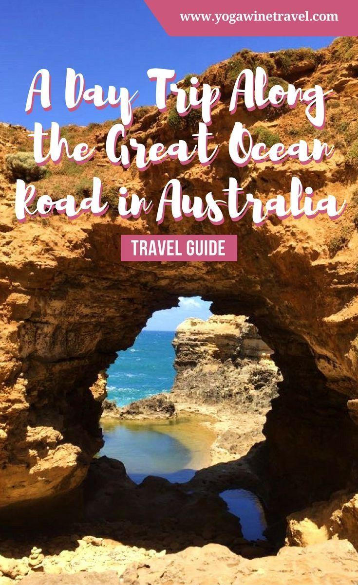 Yogawinetravel.com: A Day Trip Along the Great Ocean Road, Australia