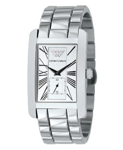the 25 best ideas about emporio armani watches emporio armani mens classic stainless steel dial watch