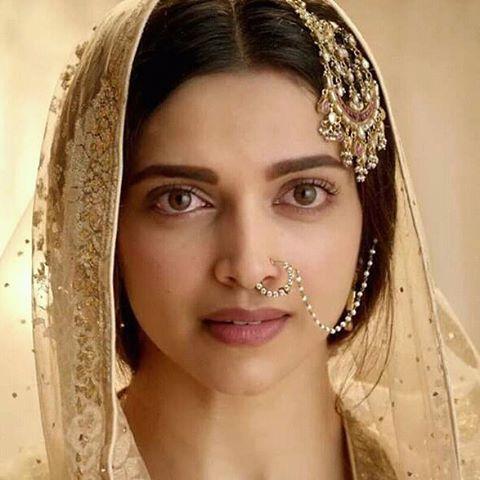 Deepika Padukone aka Mastani