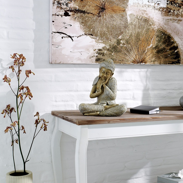 Deko Figur Buddha Relax