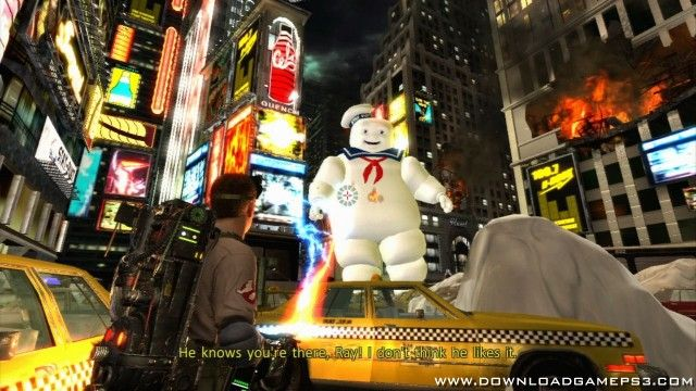Ghostbusters The Video Game - Download Game PS3 Free