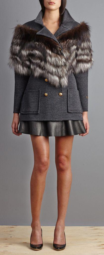 Viktoria Fur Jacket