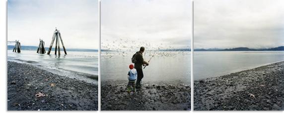 David Hilliard: Water Breaking, 2008