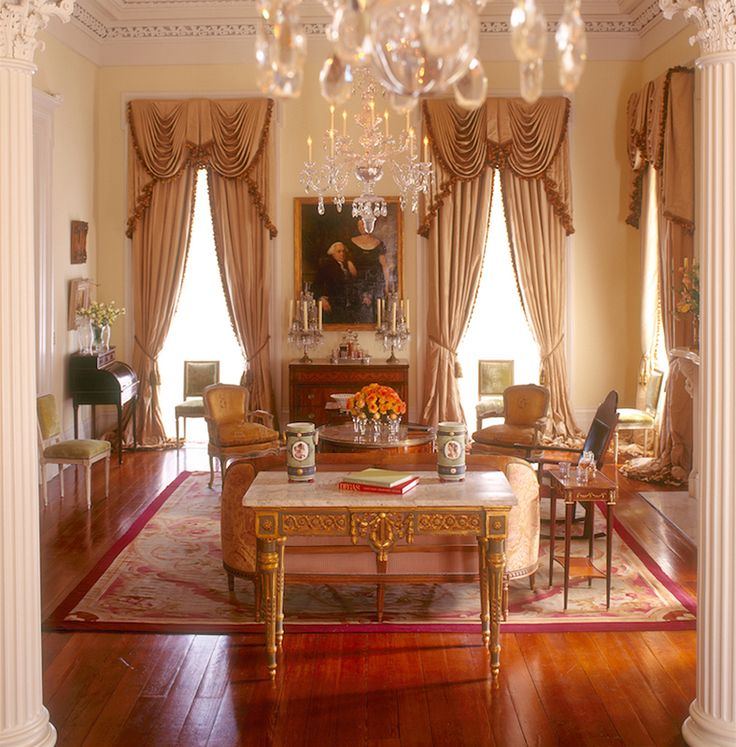 A Breathtaking Historic Home In New Orleans Design InteriorsInterior