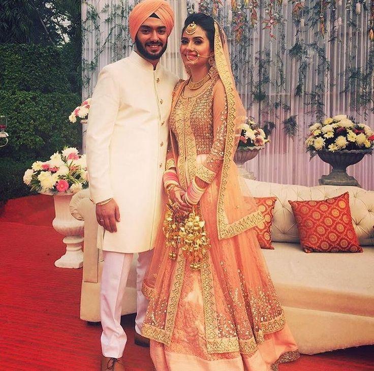 Modern Punjabi Wedding Suits Sketch Ideas Nilrebo Info