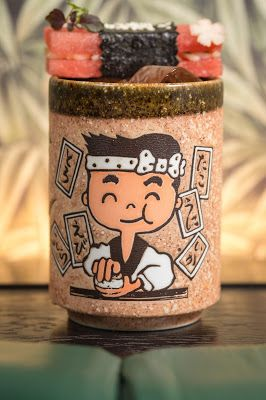 I Cocktails: Ninjian cooler, Orient - del campione del mondo Lu...
