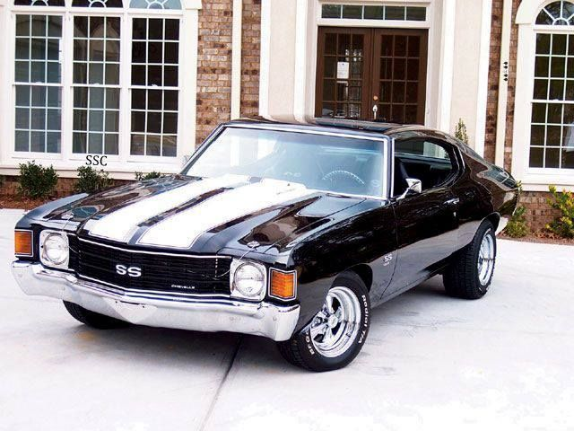 '72 Chevelle SS..Re-pin Brought to you by agents at #HouseofInsurance in #EugeneOregon for #AutoInsurance