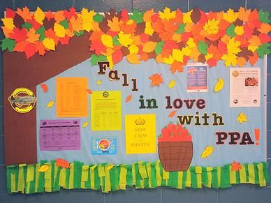 Fall In Love With: Brown Hall and VSU (Welcome Bulletin Board?)