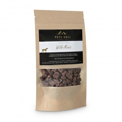 PETS DELI Cookies Wild-Minis 100g by www.hundemarkt.ch