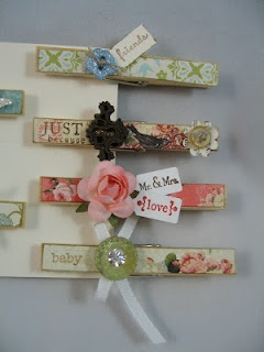 .I love decorating pegs but I haven't tried doing any like this... yet  :)