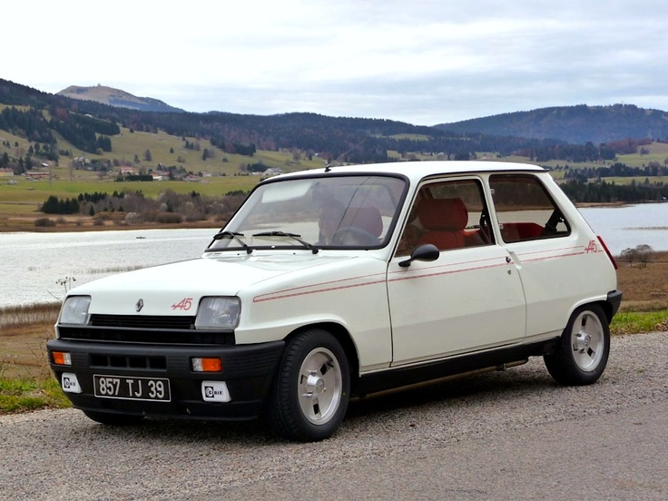 Renault 5 Alpine A5