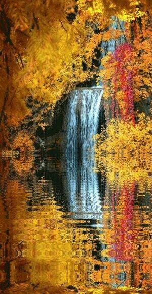 AUTUMN waterfall #by   Bama Chick    www.pinterest.com/pin/Ad27M4txrKSKcsqDTZtAy1eDLtgZe6crXELoZzHa-usv0JeET4rqGW4/ --- https://s-media-cache-ak0.pinimg.com/originals/ae/59/2d/ae592d31d5809d383da0e143e85e48dc.jpg