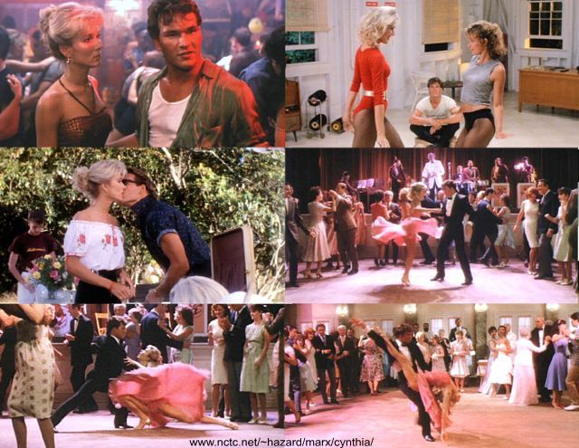 Patrick Swayze and Cynthia Rhodes | Photos of Patrick Swayze, Jennifer Grey, and Cynthia Rhodes in Dirty ...