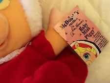 Unused with Tags McDonald's Jim Henson 1987-1988 Baby Miss Piggy Plush