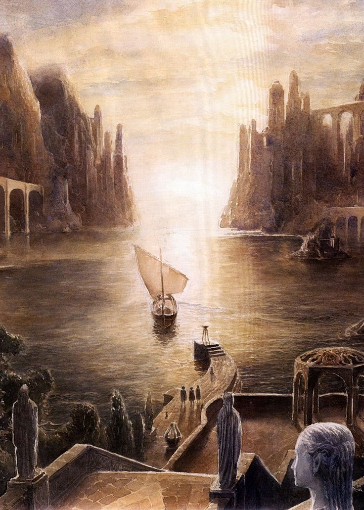 The Art of Alan Lee and John Howe